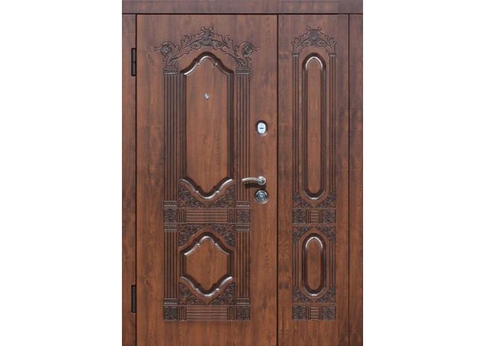 Входные двери для дома – SteelGuard – Ampio – мод. Sangria Big Light  1