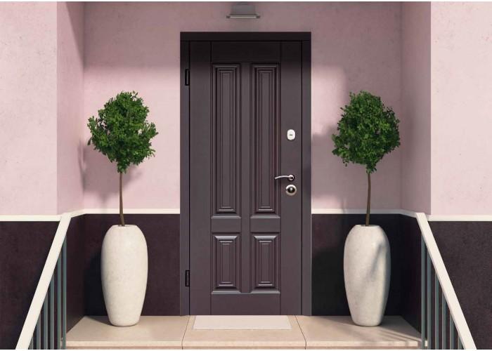 Дверь входная SteelGuard – Resiste – мод. Balta  3