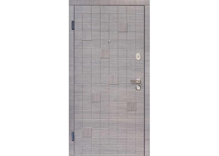 Дверь входная SteelGuard – Resiste – мод. Cascade  1