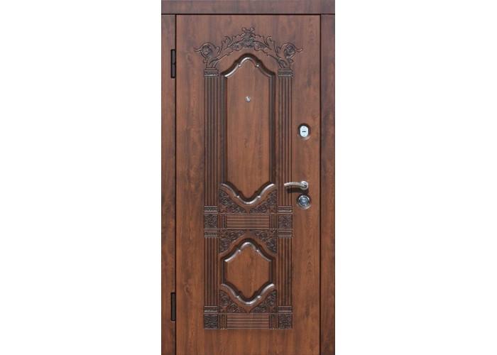 Дверь входная SteelGuard – Resiste – мод. Sangria  1