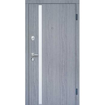 Дверь входная SteelGuard – Resiste – мод. AV-1 Grey