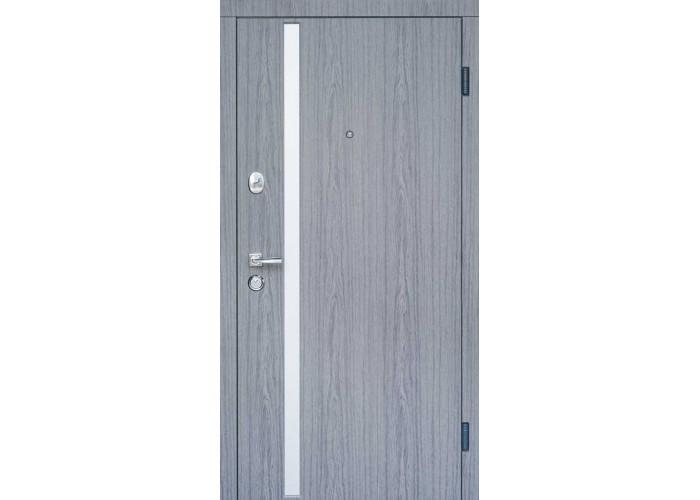 Дверь входная SteelGuard – Resiste – мод. AV-1 Grey  1
