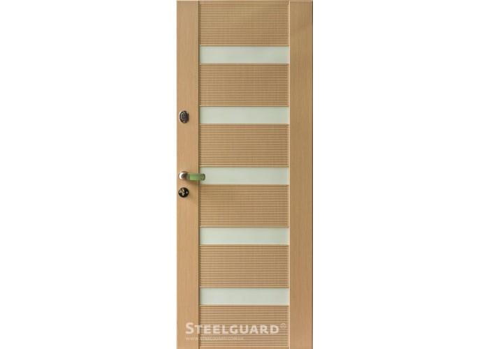 Дверь входная SteelGuard – Maxima – мод. Milano  2