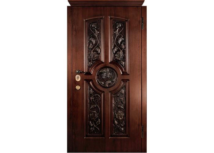 Входные двери для дома – SteelGuard – Forte – мод. SG-13  1