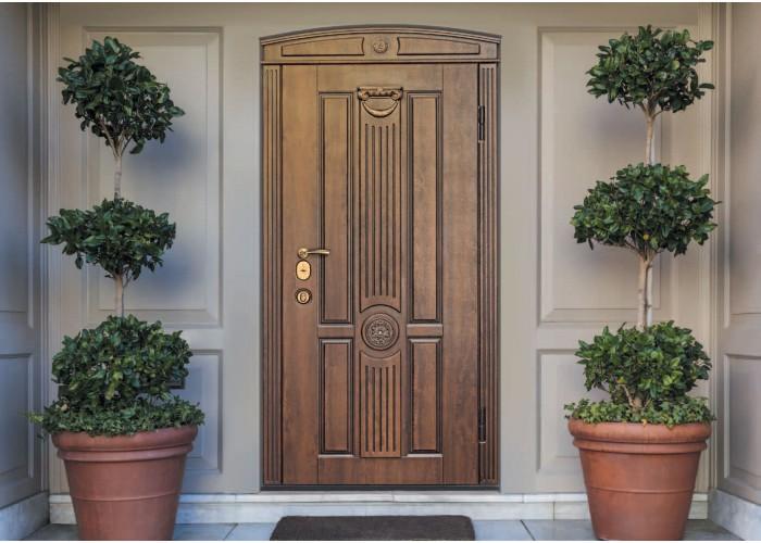 Входная дверь для частного дома – SteelGuard – Forte – SG-15  6