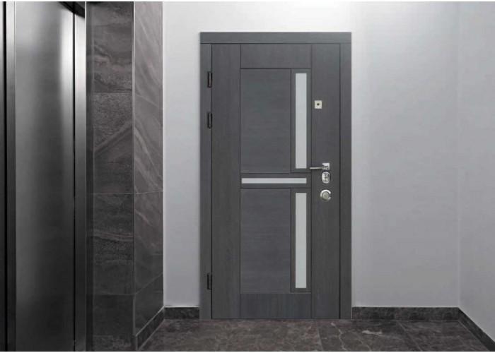 Дверь входная сейфового типа – SteelGuard – Guard – мод. Neoline  3
