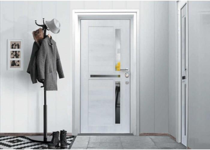 Дверь входная сейфового типа – SteelGuard – Guard – мод. Neoline  4