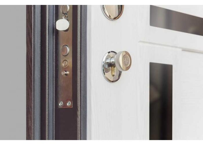 Дверь входная сейфового типа – SteelGuard – Guard – мод. Neoline  6