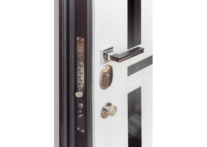 Дверь входная сейфового типа – SteelGuard – Guard – мод. Neoline  2