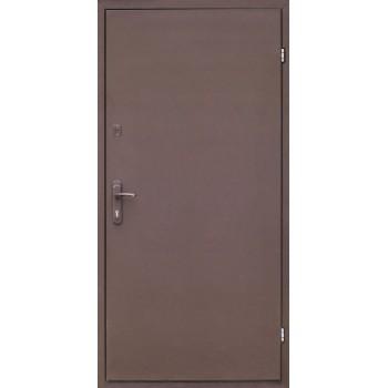 Надежные двери для временного закрытия проема – SteelGuard – Tech – мод. 161