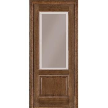 Двери Terminus Classik 04 ПО (Сатиновое стекло Бронза рисунок 23 )