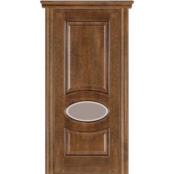 Двери Terminus Caro 55 02.ПО (Сатиновое стекло Бронза 27)
