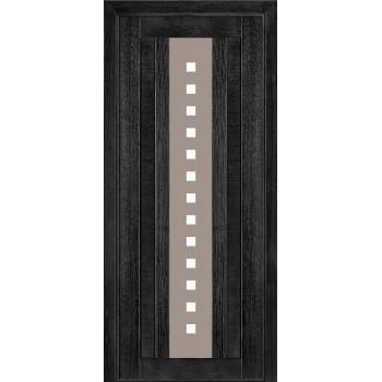 Двери Terminus Modern 175 ПО (Сатиновое стекло Бронза)