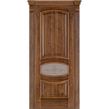 Двери Terminus Caro 50 02.ПО (Сатиновое стекло Бронза рисунок 13)