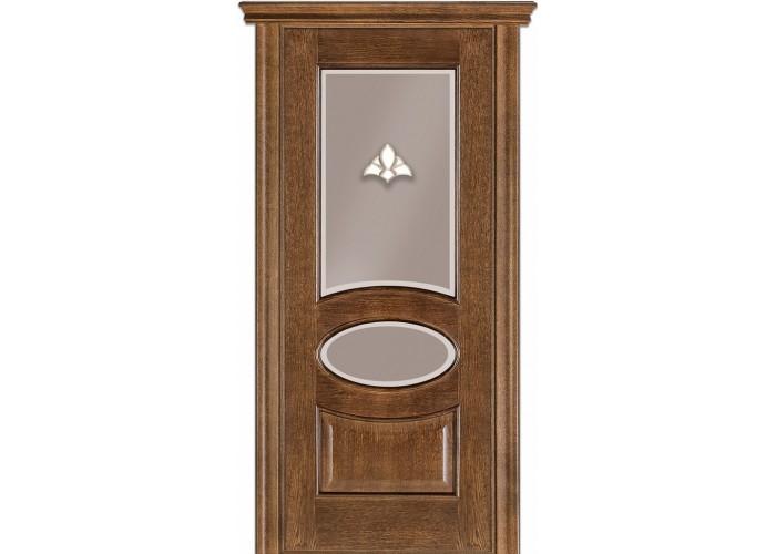 Двери Terminus Caro 55 03.ПО (Сатиновое стекло Бронза 27)  1