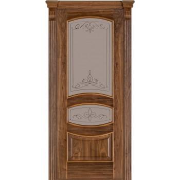 Двери Terminus Caro 50 03.ПО (Сатиновое стекло Бронза рисунок 13)
