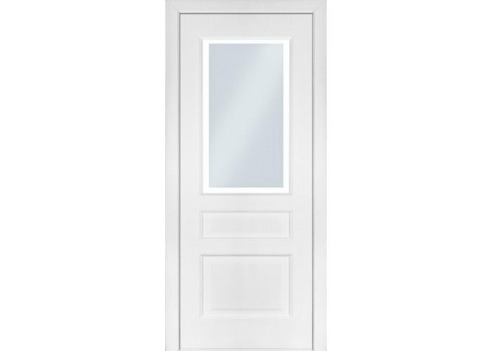 Двери Terminus Classik 102 ПО (Сатиновое стекло рисунок 23)  1