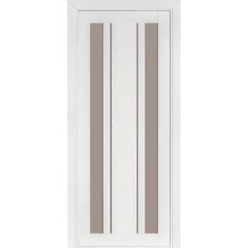 Двери Terminus Fashion Лондон ПО (Сатиновое стекло Бронза)