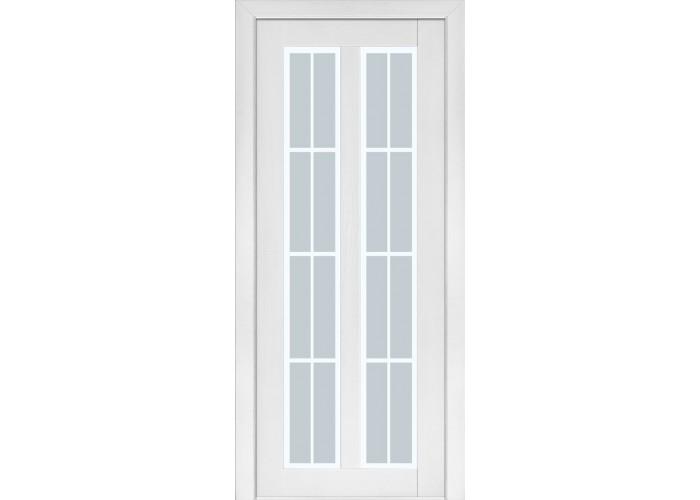 Двери Terminus Modern 117 ПО (Сатиновое стекло рисунок 30)  1
