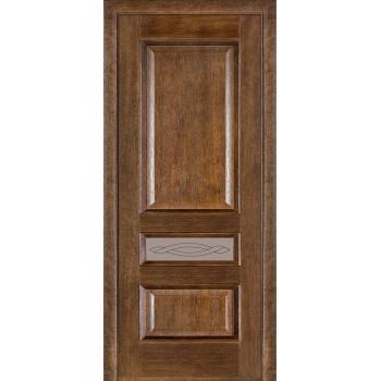Двери Terminus Caro 53 02.ПО (Сатиновое стекло Бронза 08)