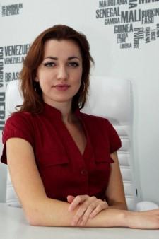 Юлия Тарасенко, студия дизайна KEYdesign