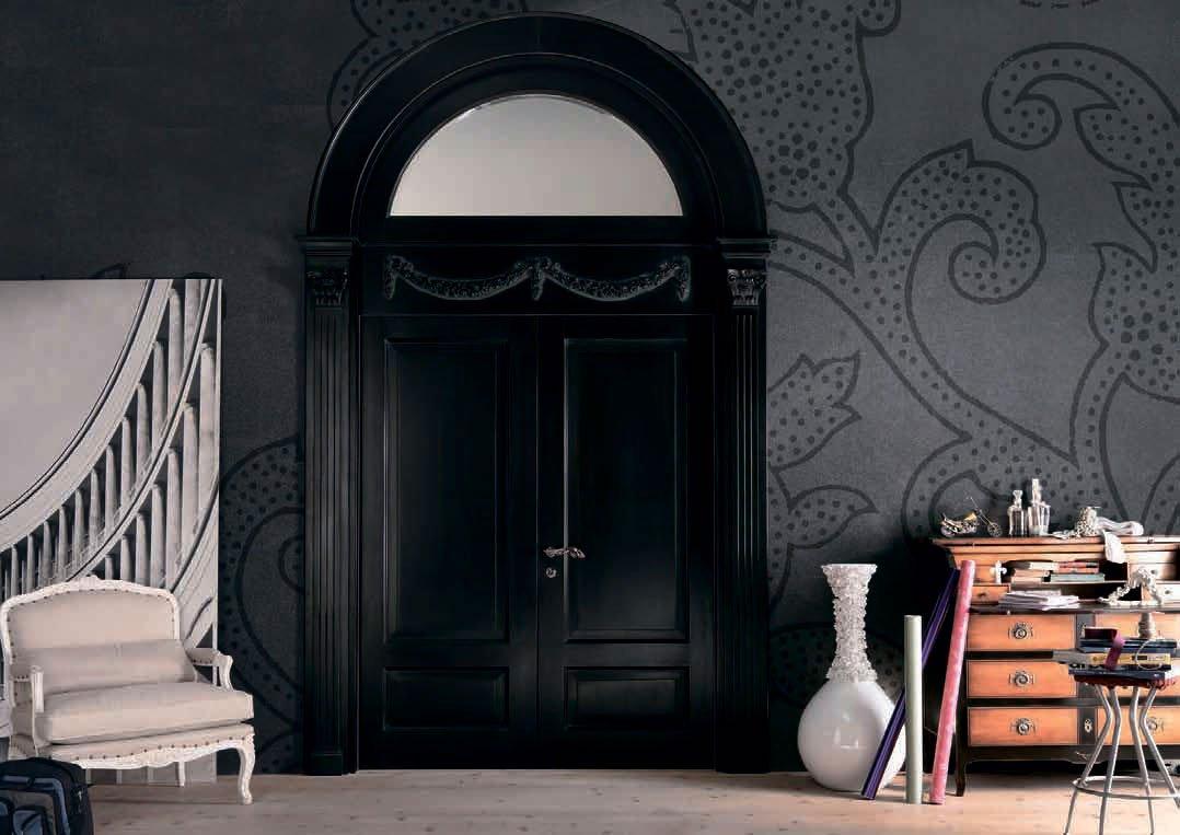 декоративные элементы двери