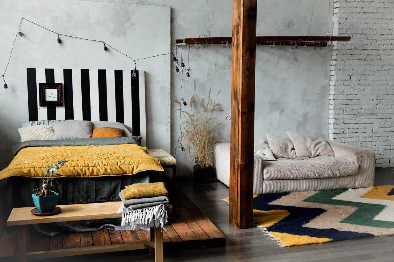 Шерстяной ковёр фото 1