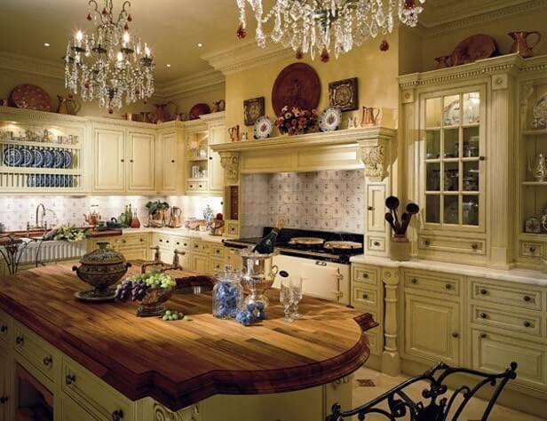 Функциональный островок на кухне может быть не только зоной готовки, но и зонойбара