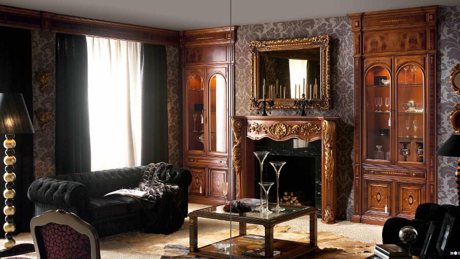 Английский интерьер предполагает неспешность и спокойную гармонию – чтение в тишине,теплое чаепитие вечерами и романтическую атмосферу в спальне