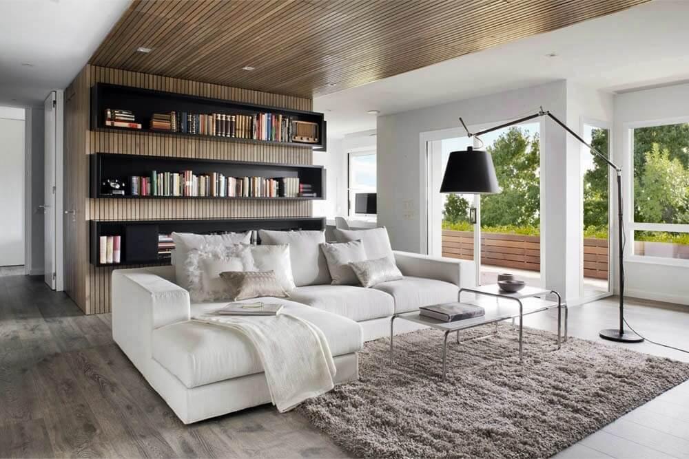 Легкость, мягкое тепло и комфорт – отличительные черты своеобразной геометрическоймебели в стиле баухаус