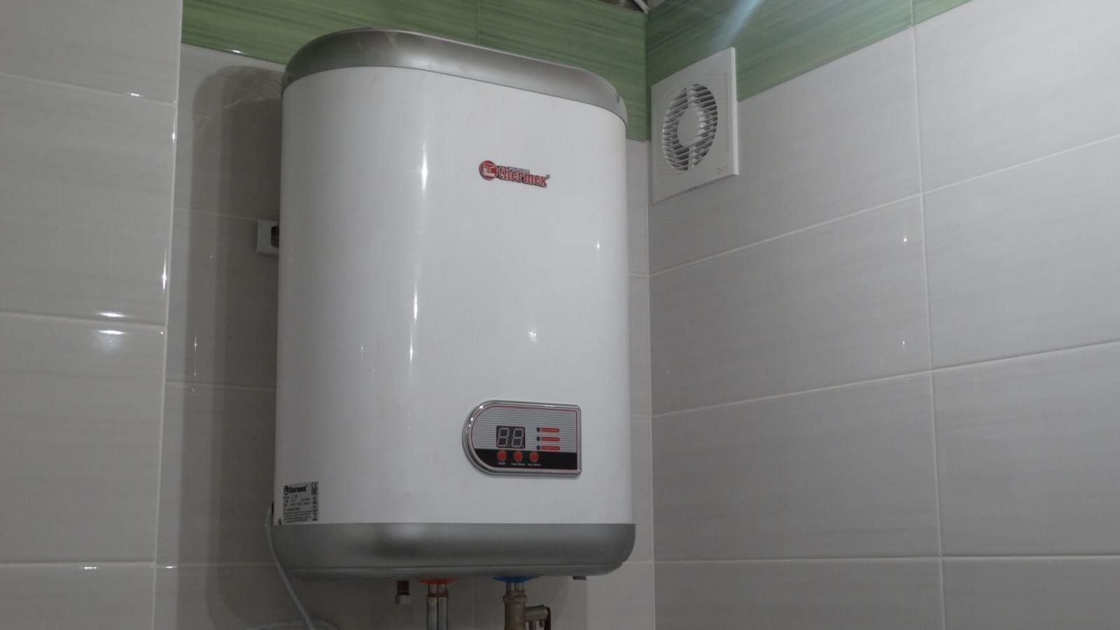 Плоский водонагреватель
