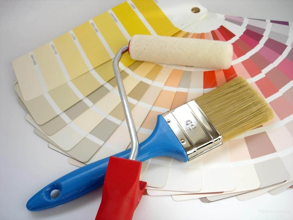 Краска представлена в широкой палитре цветов! Каждый сможет найти что-то на свой вкус.