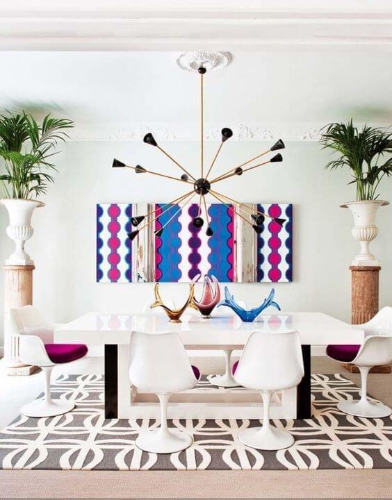 Текстурные детали предопределяют завершённость общей концепции дизайна.