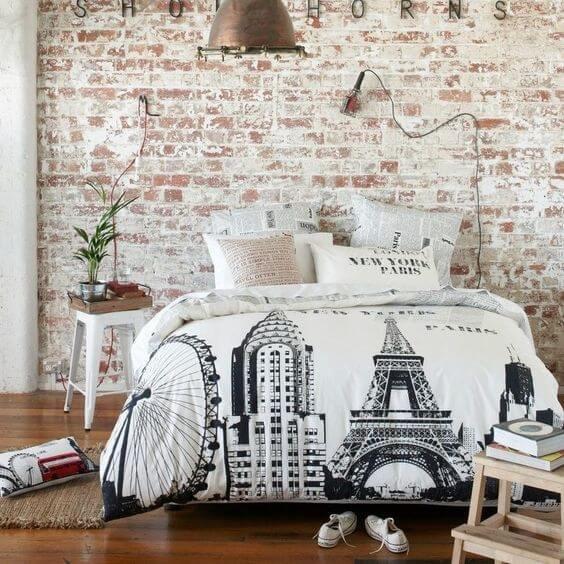 Текстуры выгодно дополняют и подчеркивают общую концепцию дизайна.