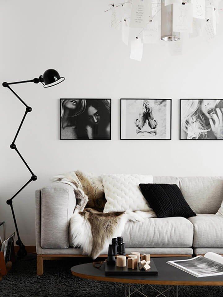 Невысокая мебель — ваше секретное оружие, когда дело доходит до максимизации пространства
