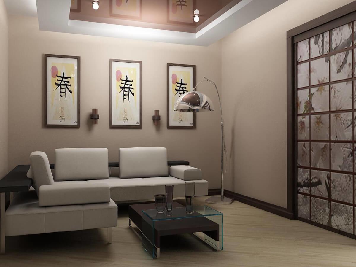 Восточный стиль в квартире