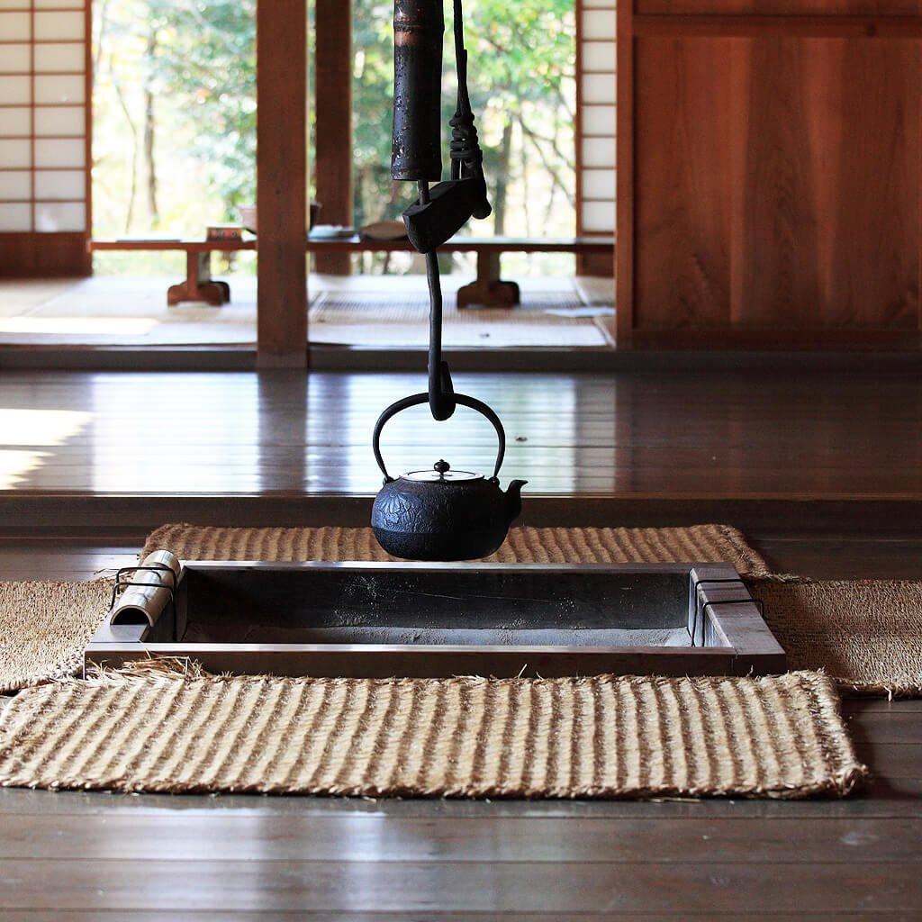 Домашний очаг есть даже у японцев :-)