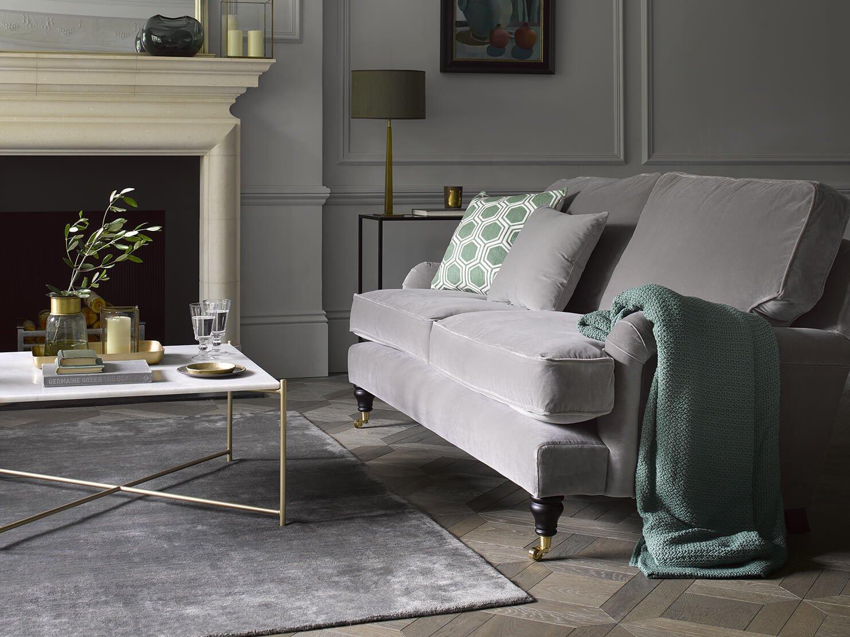 Форма и габариты диван играют решающею роль в построении гармоничной схемы дизайна.