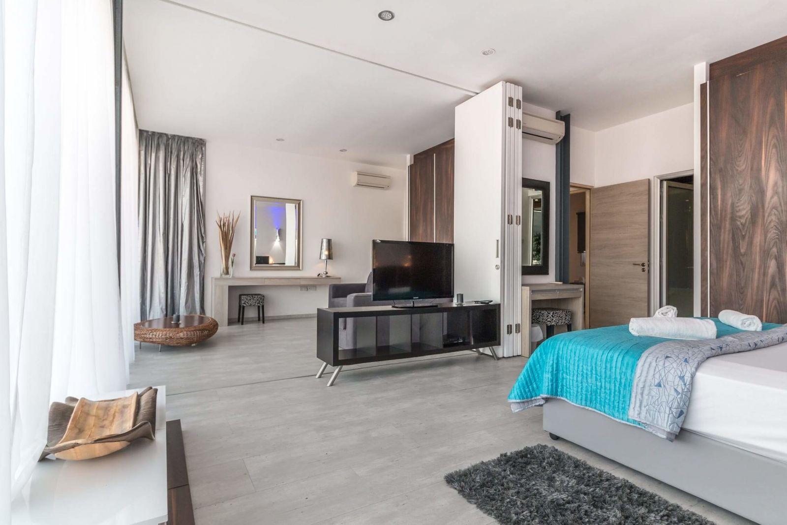 Уютная квартира-студия выполненная в стилистике лофт.