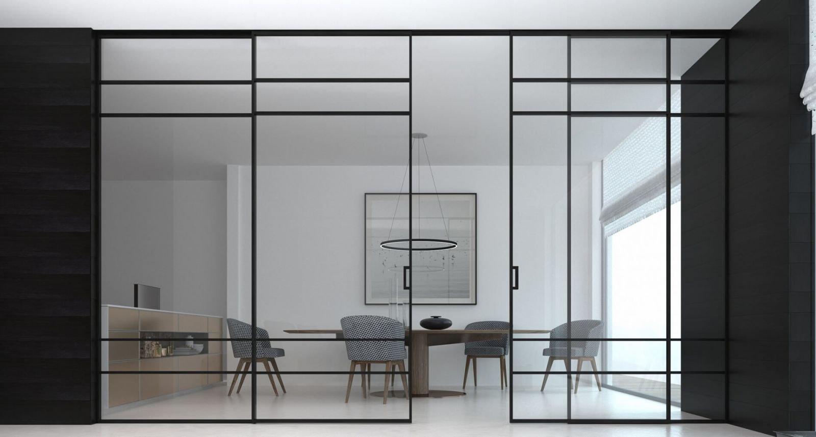Для лофта не характерно строгое деление на комнаты. Пространство делится на несколько тематических зон.