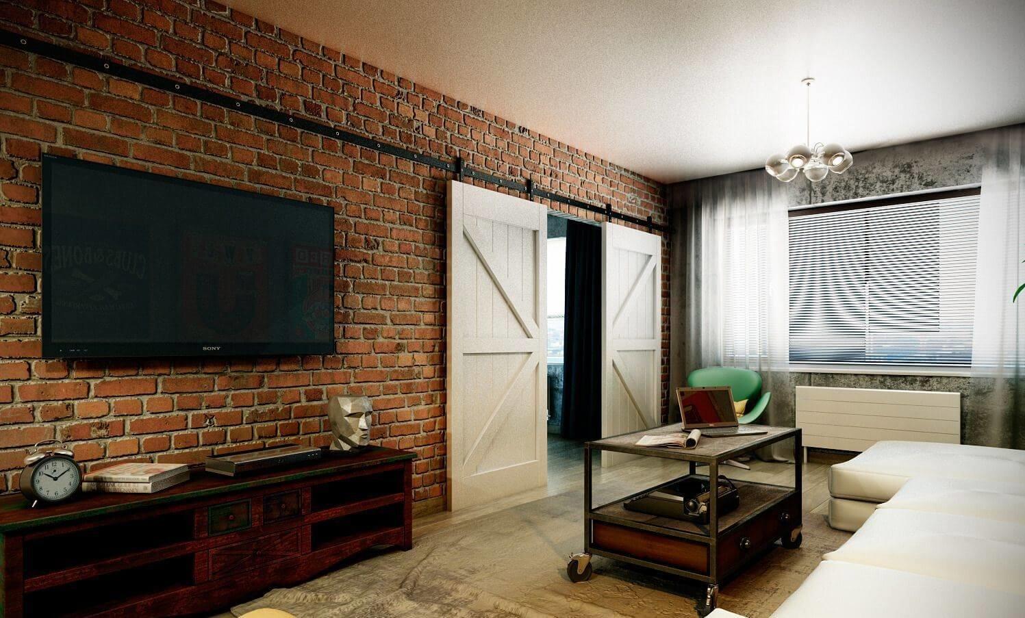 Широкие дверные проемы создадут атмосферу легкости и свободы, пропуская свет и обеспечивая свободную циркуляцию воздуха в помещении.