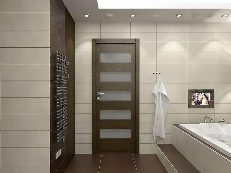 Дверь для ванной