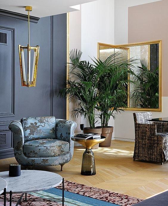 Габариты и параметры кресла отображаются на практичности и декоративных свойствах изделия.