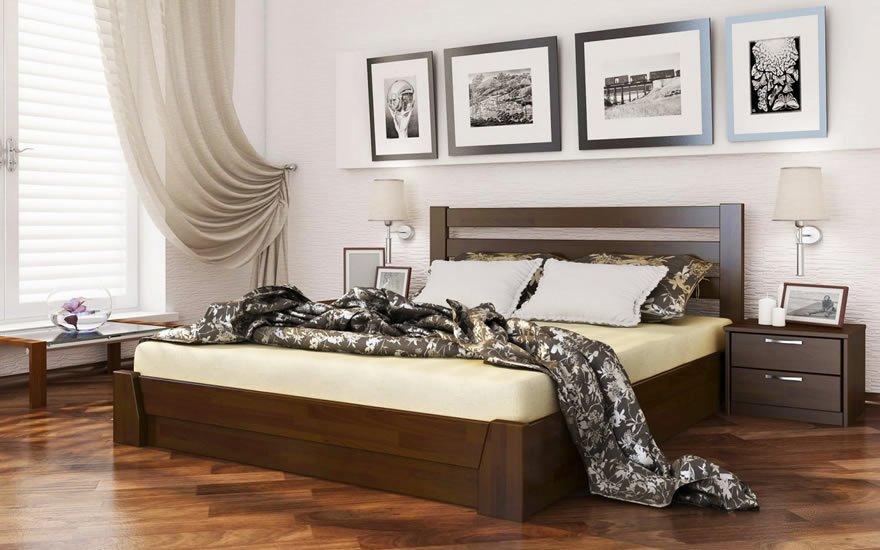Качество кровати - это первостепенная характеристика выбора, поскольку выбирается на долгую перспективу.