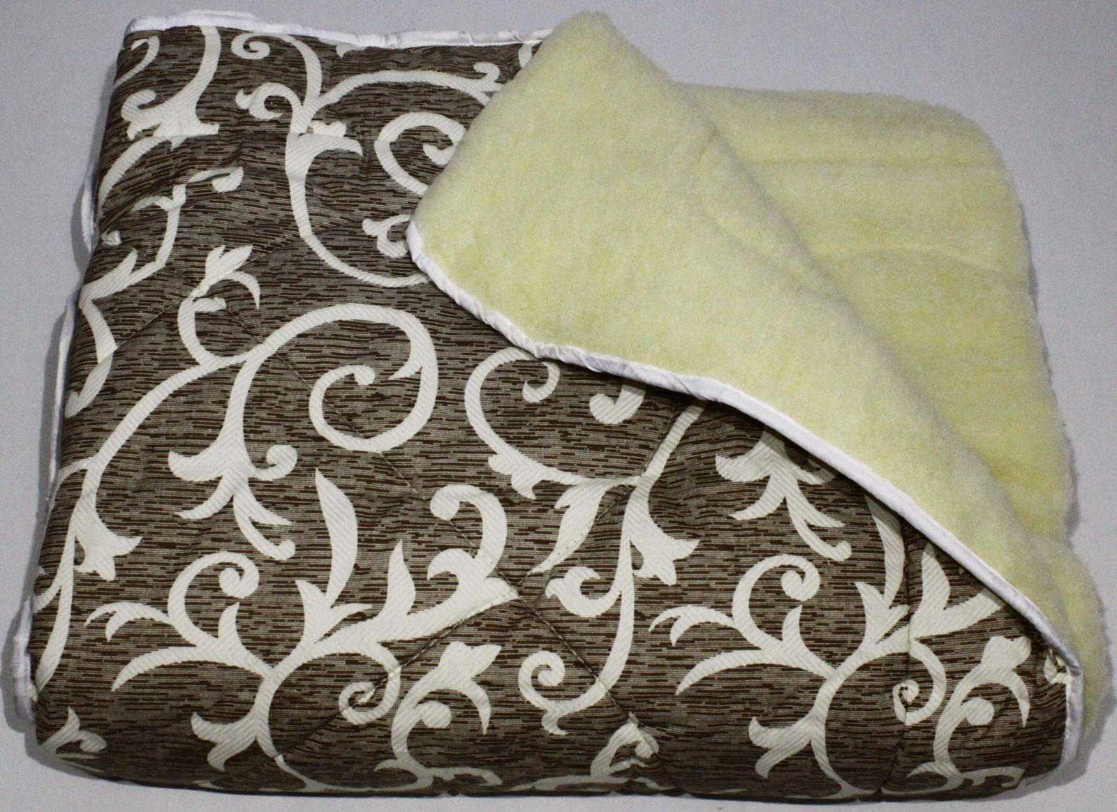 Одеяло комбинированное
