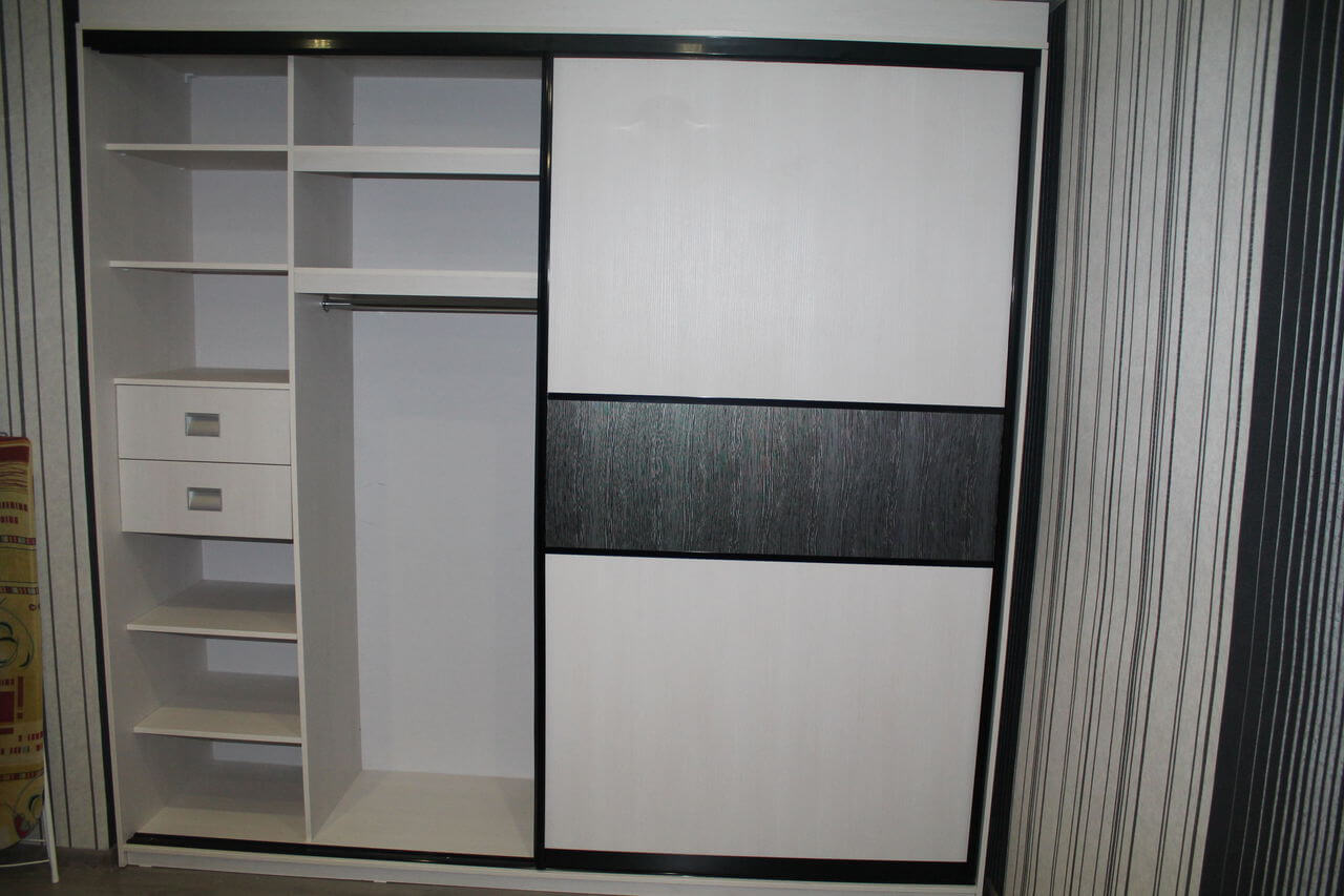 Шкафы-купе из МДФ