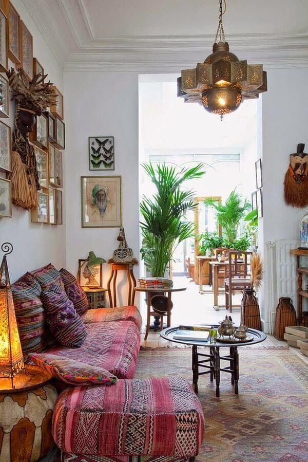 Марокканский стиль –– это сочные оттенки и яркие текстуры, поиск новых идей и источников вдохновения