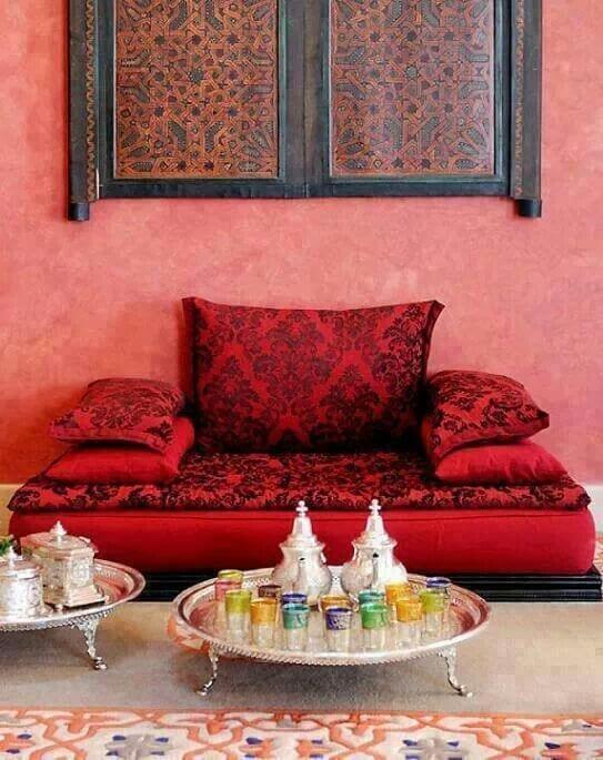 Марокканский стиль –– это ода заблудшему страннику, который нашел свой дом