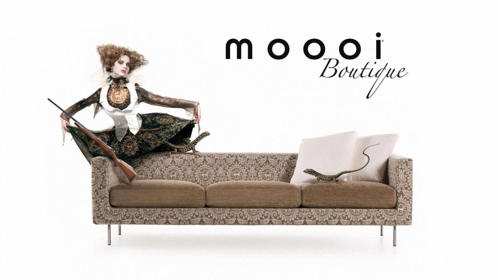 MOOOI создает впечатляющие коллекции мебели и предметы интерьера