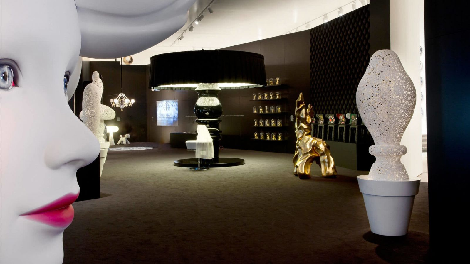Стенд выставки Salone del Mobile в Милане